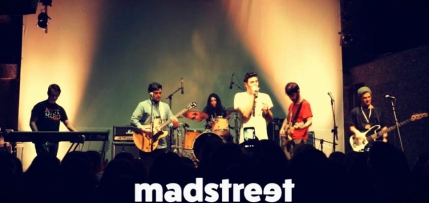 Mad street new track!