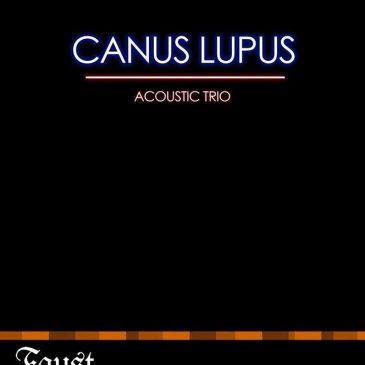 Canus Lupus   16/5  live @ Faust
