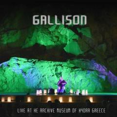 Gallison live in Hydra Island