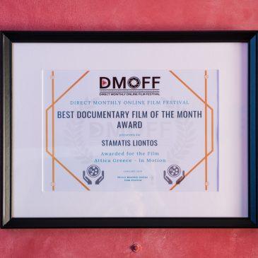 Winner & Semi Finalist at Film Festival
