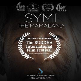 "SYMI PROJECT WINNER IN INDIA ""The Buddha International Film Festival"""