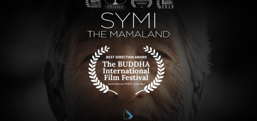 "SYMI PROJECT WINNER IN INDIA ""The Buddha International Film Festival"""